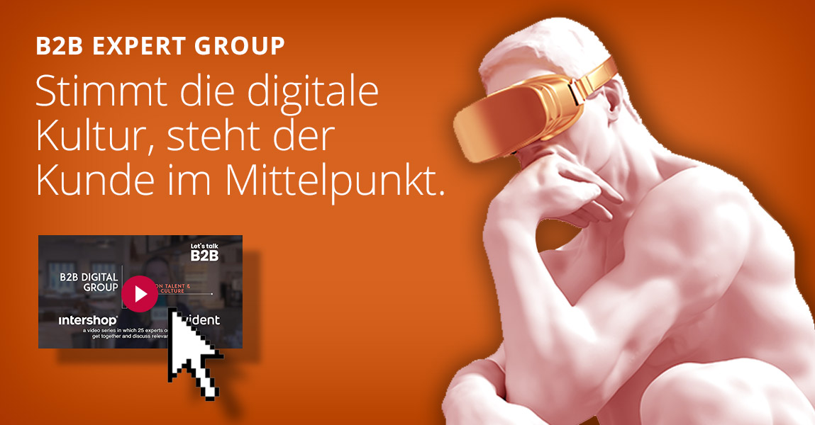 Digitale Unternehmenskultur im B2B aufbauen