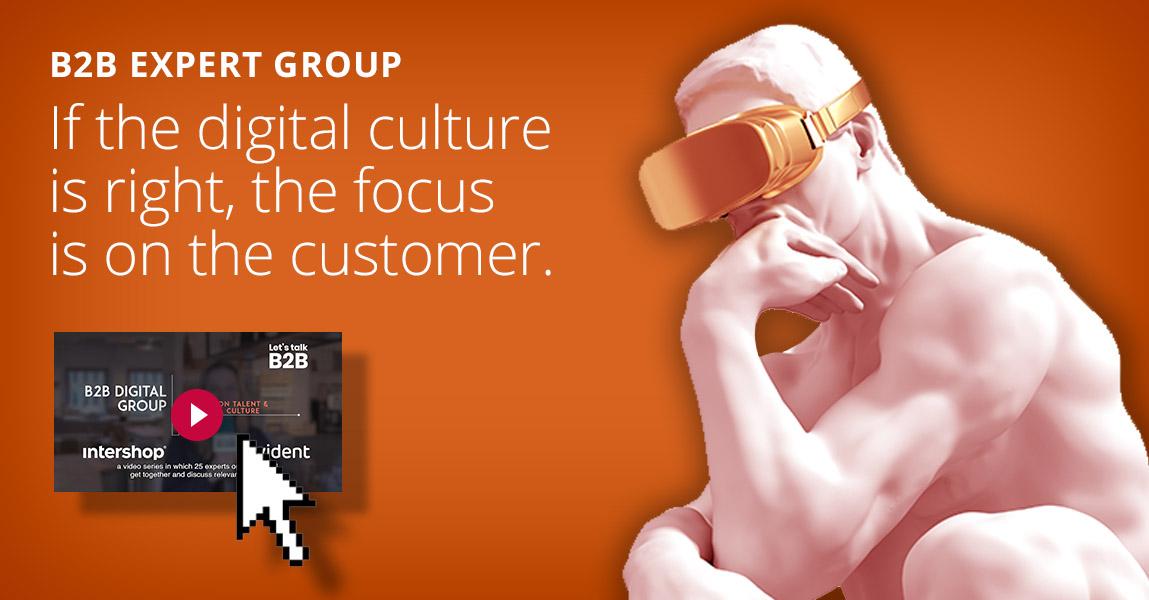 reate and improve a digital working culture in B2B