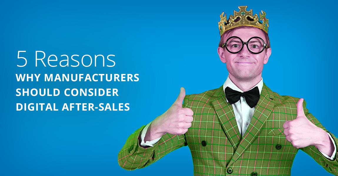 customer is king in B2B