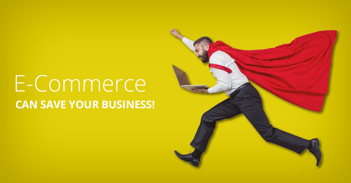 you need ecommerce in B2B to be successful.