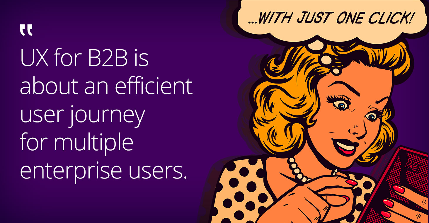 5 tips to improve UX for B2B websites