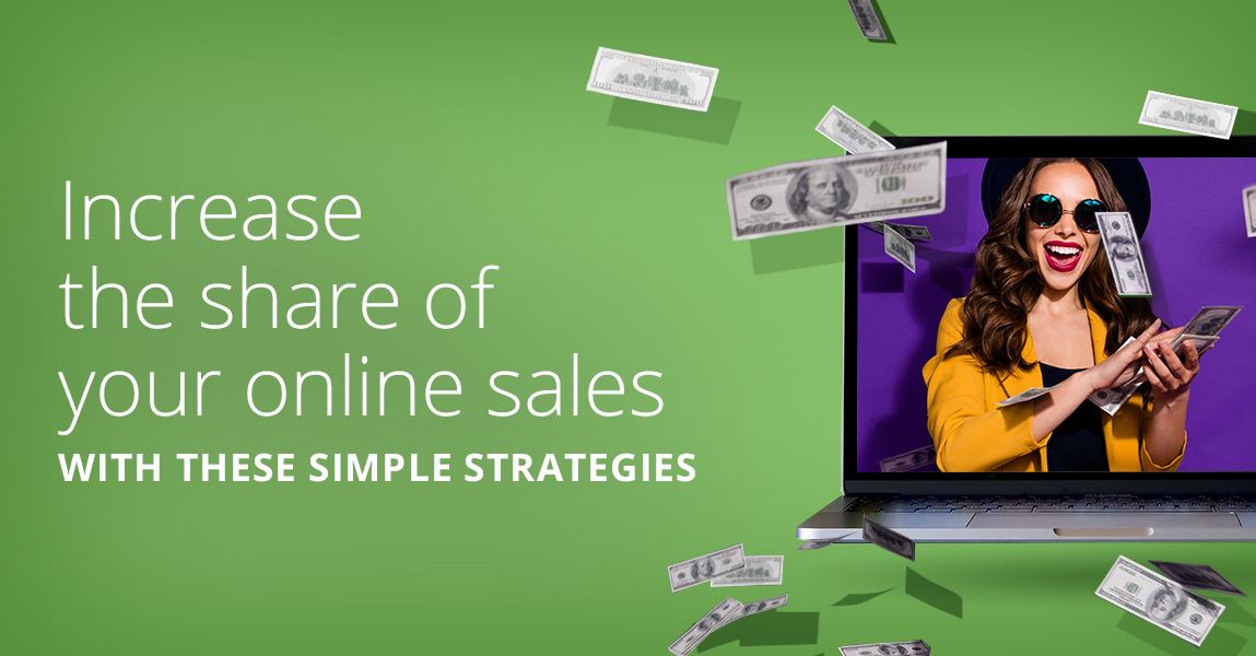 Increase your B2B online sales with the right strategy