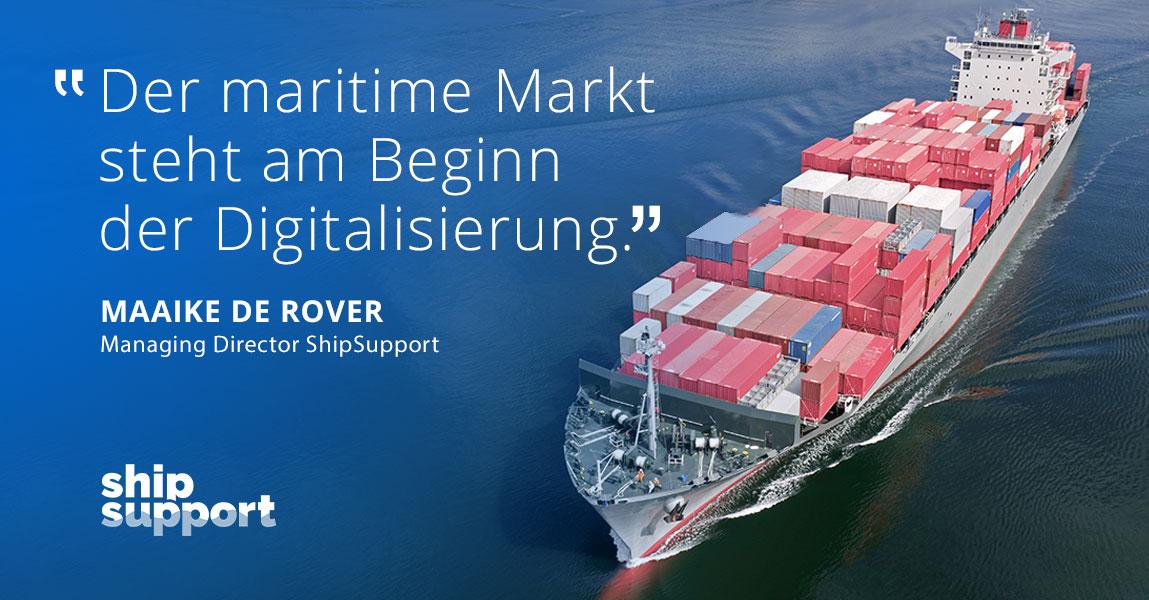 Intershop-Kunde ShipSupport.com stellt seinen Kunden ein transparentes Kundenportal zur Verfügung.