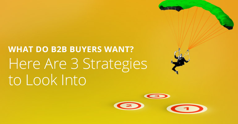 what-b2b-buyers-want